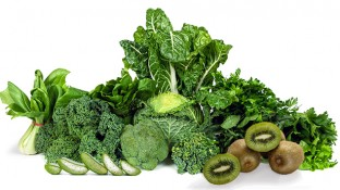 Healthy Greens: 10 of the Best Green Foods for Green Juice & Smoothies