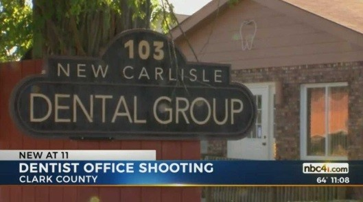 #2 DENTAL PATIENT GRABS GUN INSTEAD OF PHONE, SHOOTS HIMSELF
