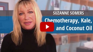 Suzanne Somers on Chemotherapy, Kale, and Coconut Oil (video)
