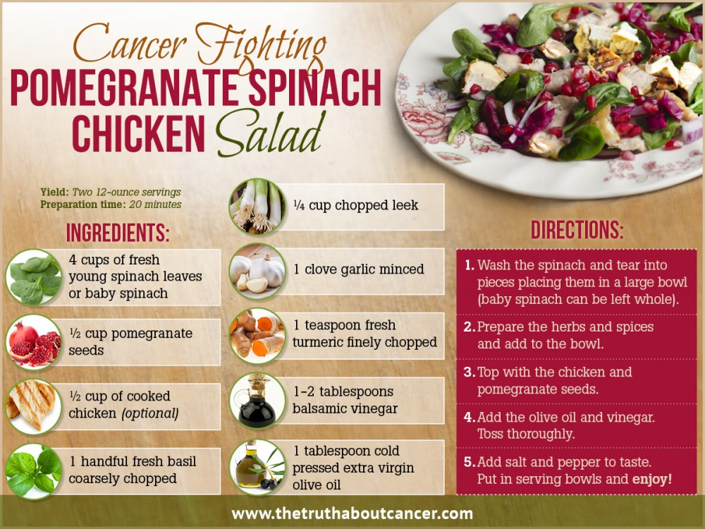 Recipe-Pomegranate-Spinach-salad