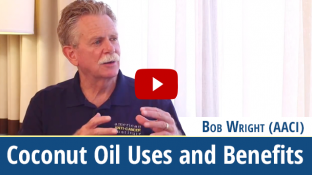Coconut Oil Uses and Benefits (video)