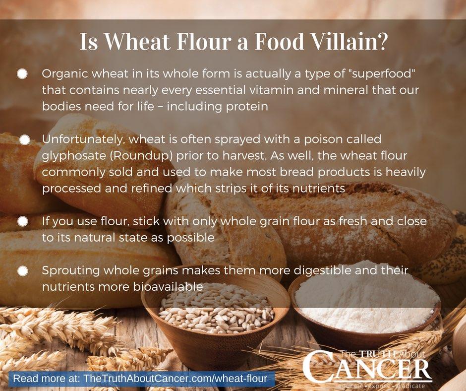 Wheat-flour-pros-cons
