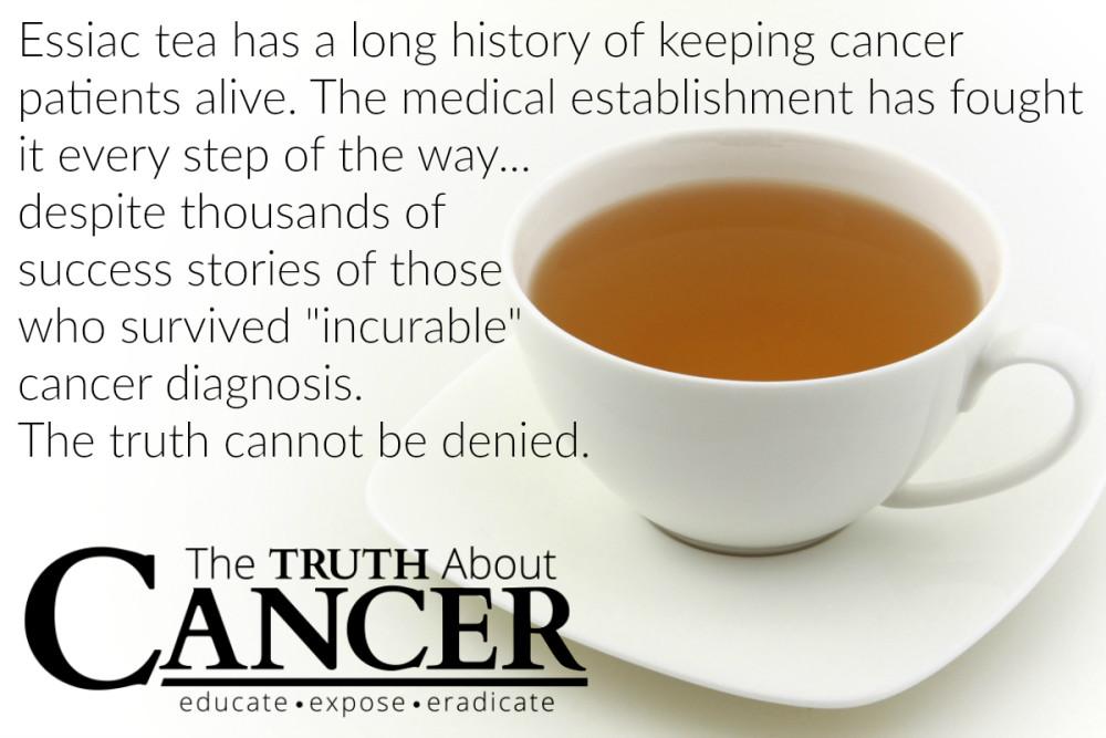 TTAC - Essiac Tea Graphic