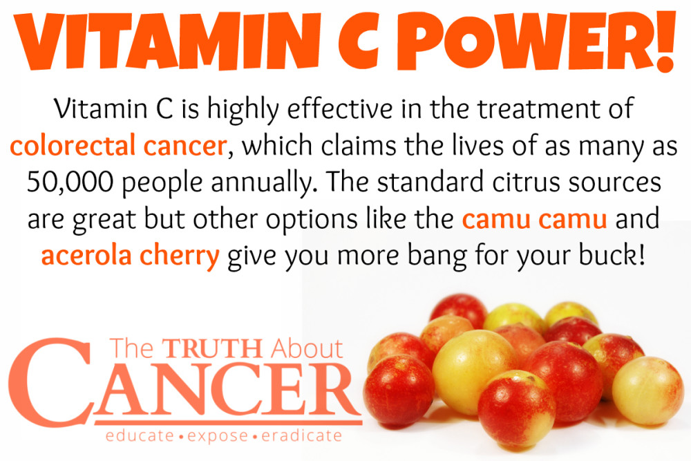 vitamin c cancer