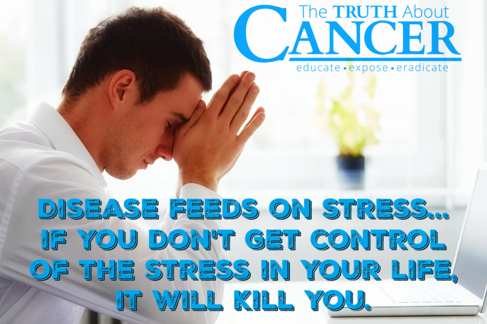 stress and cancer