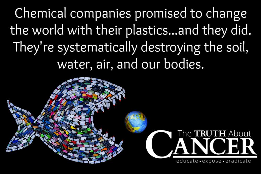 Cancer Causing Plastics