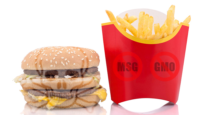 Cancer-causing foods: Big Mac