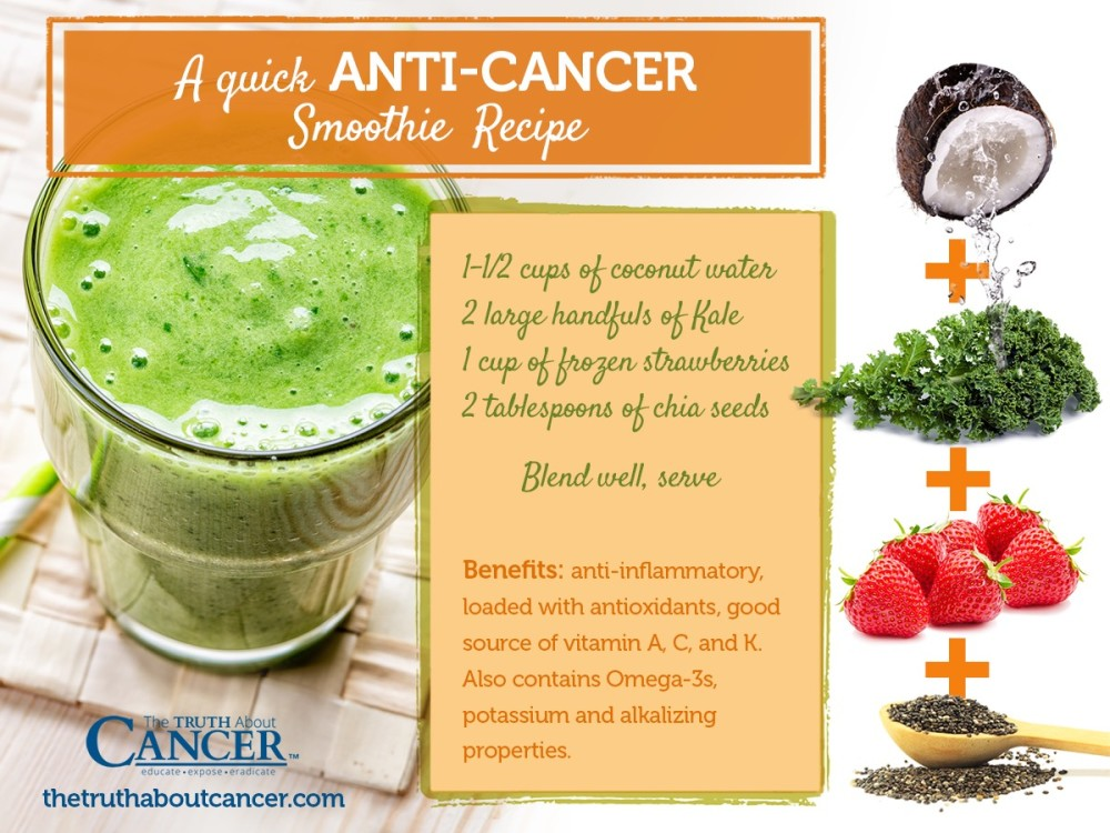 Juicing for breast cancer