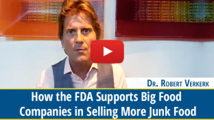 How the FDA Supports Big Food Companies in Selling More Junk Food (video)