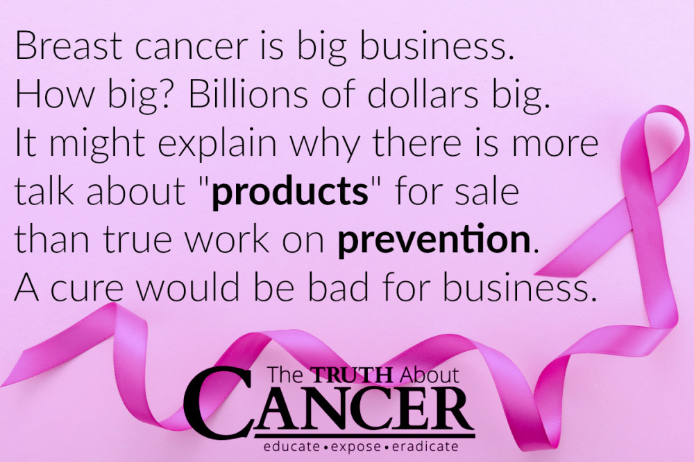 Breast Cancer products billion business