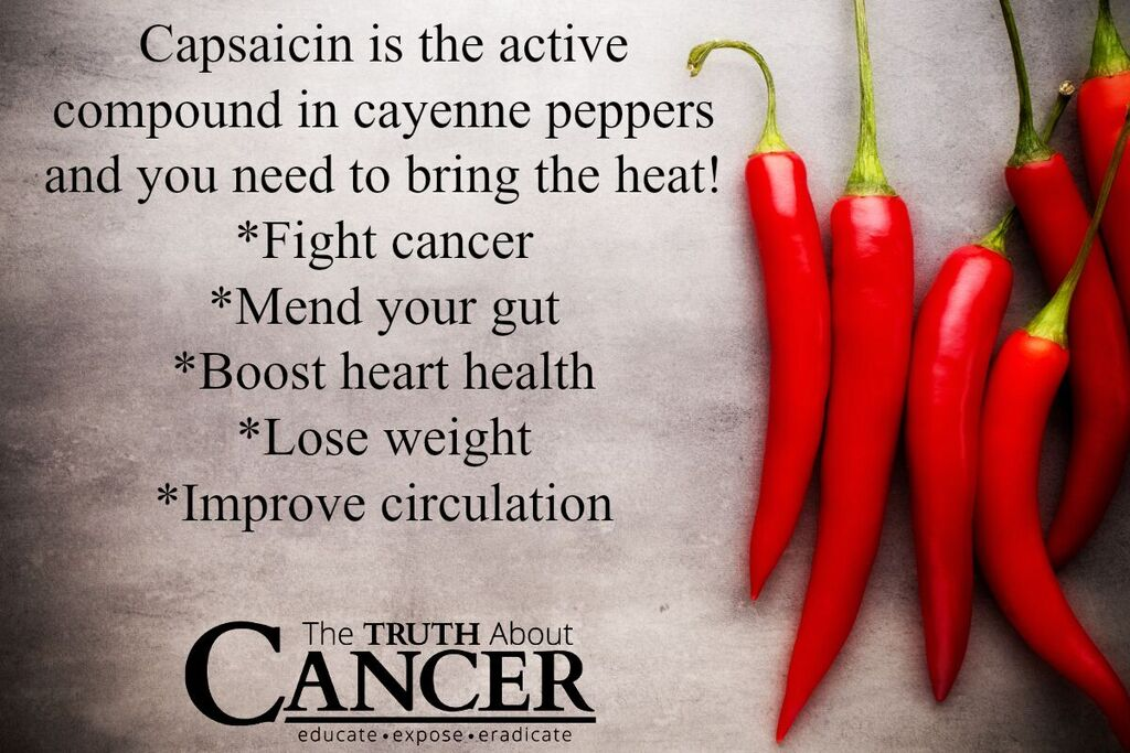 The Amazing Health Benefits Of Cayenne Pepper
