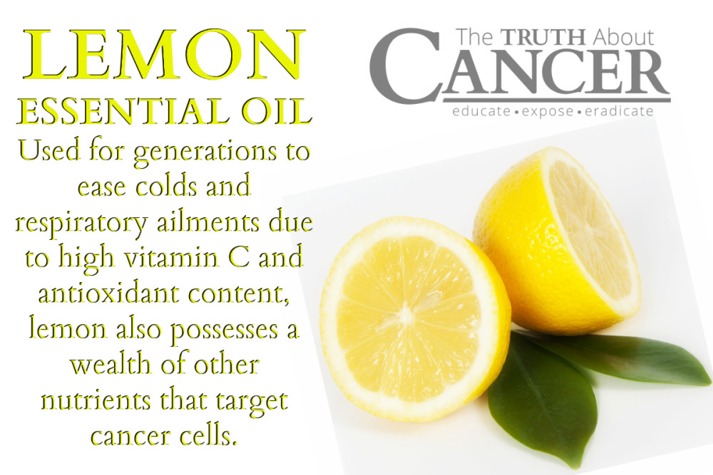 Lemon-Essential-Oils