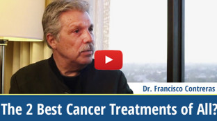 The 2 Best Cancer Treatments of All? (video)