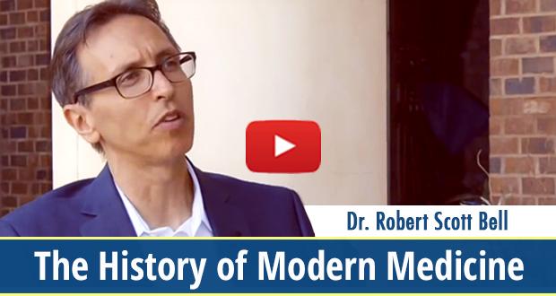 Dr  Robert Scott Bell Explains the History of Modern