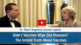 Didn't Vaccines Wipe Out Diseases? The Untold Truth About Vaccines (video)