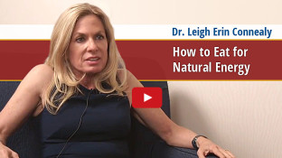 How to Eat for Natural Energy (video)