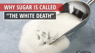 "The Sugar and Cancer Connection: Why Sugar Is Called ""The White Death"""