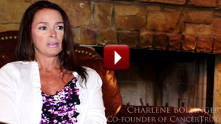 "Charlene Bollinger Talks About ""The Quest for The Cures"" (video)"