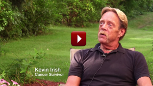 Lung Cancer Survivor Story of Kevin Irish (video)