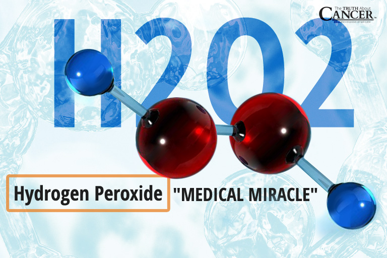 Is Hydrogen Peroxide a Medical