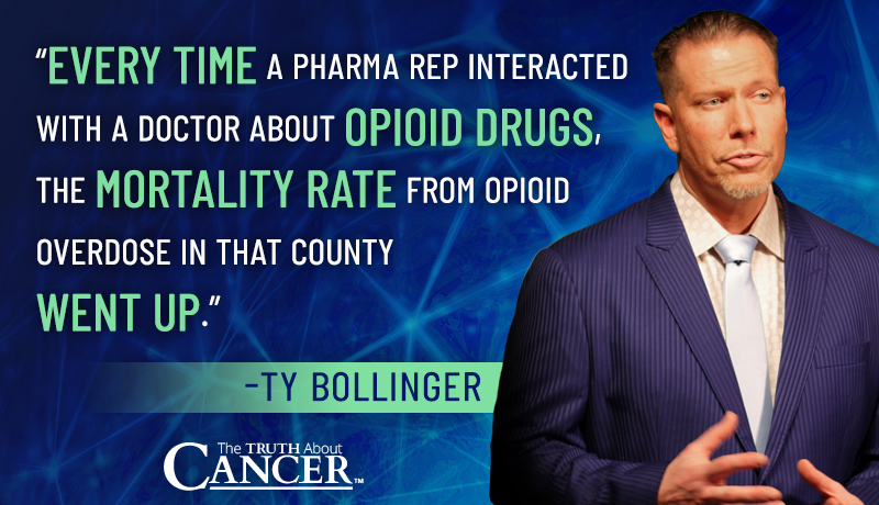 ty bollinger quote on opioid overdose epidemic