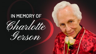 In Memory of Charlotte Gerson: A Natural Health Pioneer