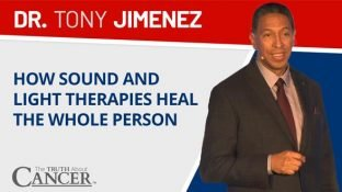 Good Vibrations: How Sound and Light Therapy Can Heal (with Dr. Tony Jimenez)