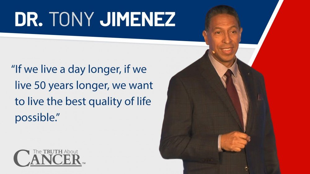 tony jimenez quote