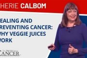 cherie calbom on veggies for cancer