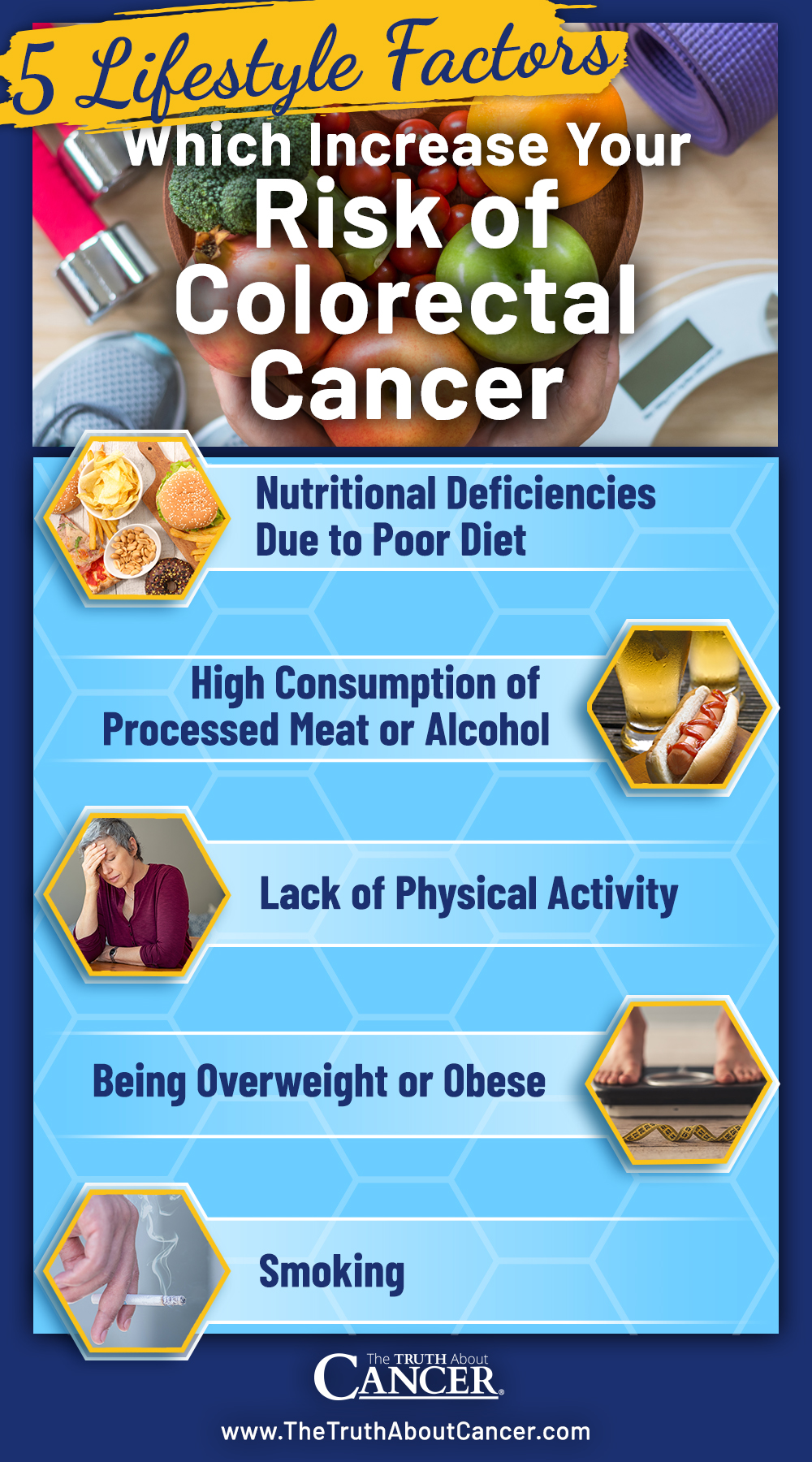 Colorectal Cancer Awareness Month 5 Prevention Tips