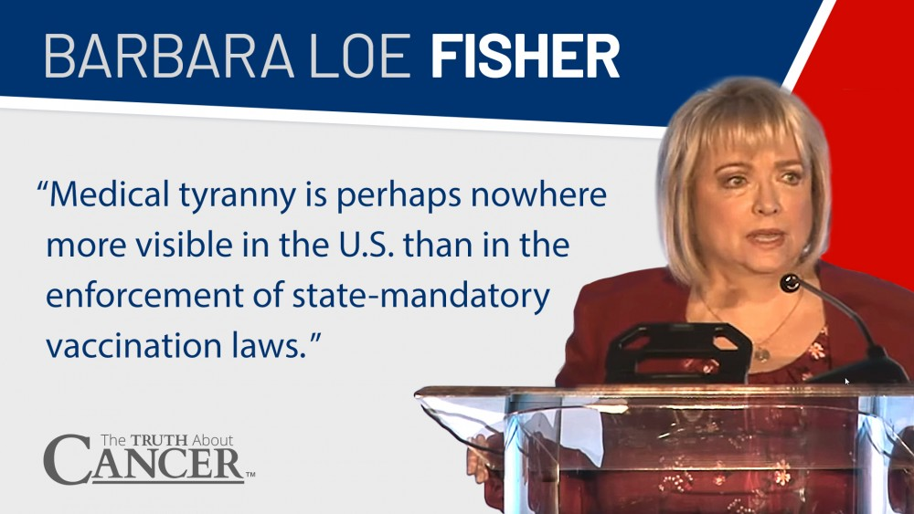 quote from barbara loe fisher on medical tyranny