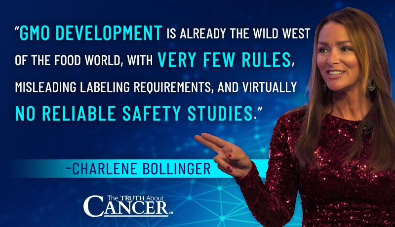 Charlene Bollinger - Non GMO advocate