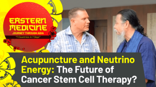 Acupuncture and Neutrino Energy: The Future of Cancer Stem Cell Therapy?