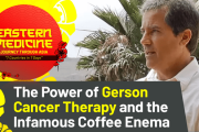 eastern medicine clip on gerson cancer therapy