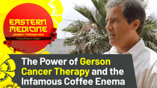 The Power of Gerson Cancer Therapy and the Infamous Coffee Enema (video)