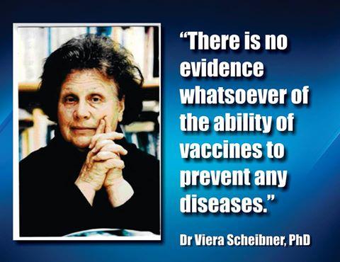 Quote by Dr. Viera Scheibner