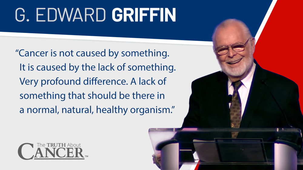 the politics of cancer with g. edward griffin