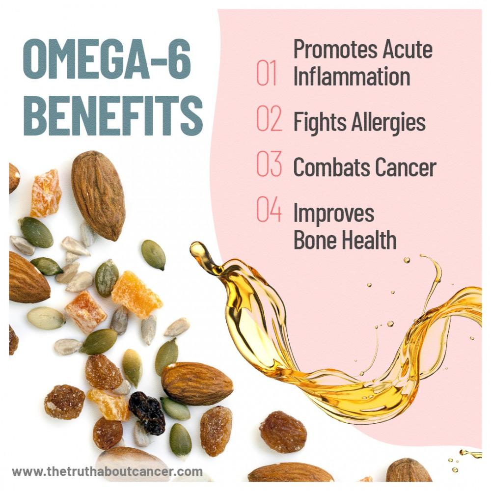 omega-6 benefits