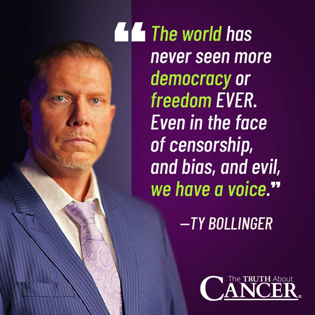 Ty Bollinger on Democracy and Freedom