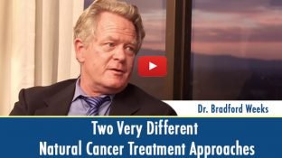 Two Very Different Natural Cancer Treatments (video)