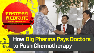 How Big Pharma Pays Doctors to Push Chemotherapy (video)