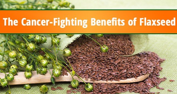 cancer fighting benefits of flaxseed