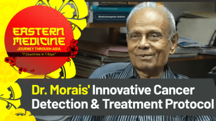Dr. Morais' Innovative Cancer Detection & Treatment Protocol (video)