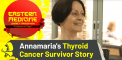 Cancer Survivor Story: Annamaria's Battle with...