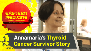 Cancer Survivor Story: Annamaria's Battle with Thyroid Cancer