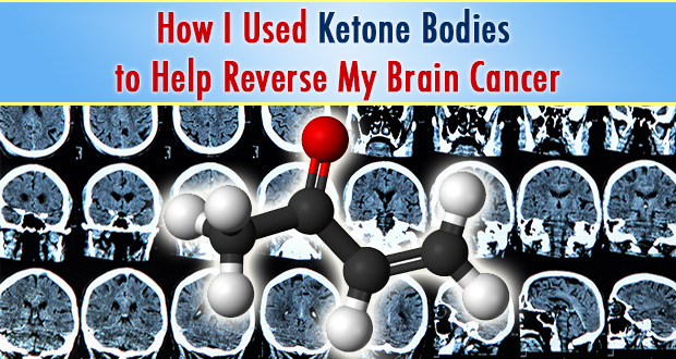how ketone bodies reverse brain cancer