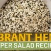 hemp super salad recipe