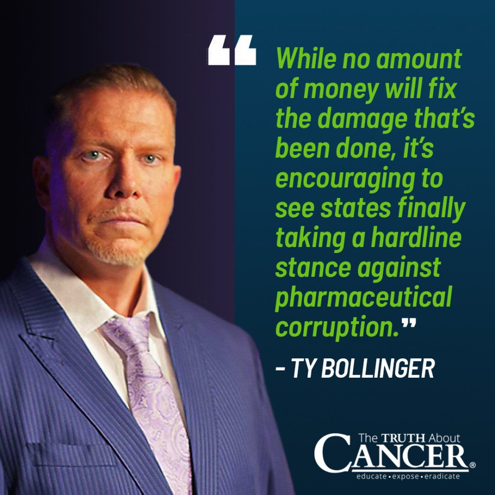 Ty Bollinger on the Fall of Big Pharma