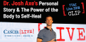 Dr. Josh Axe on the Power of the Body to Self Heal...