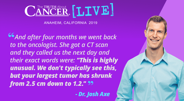 Dr. Josh Axe on Self Healing